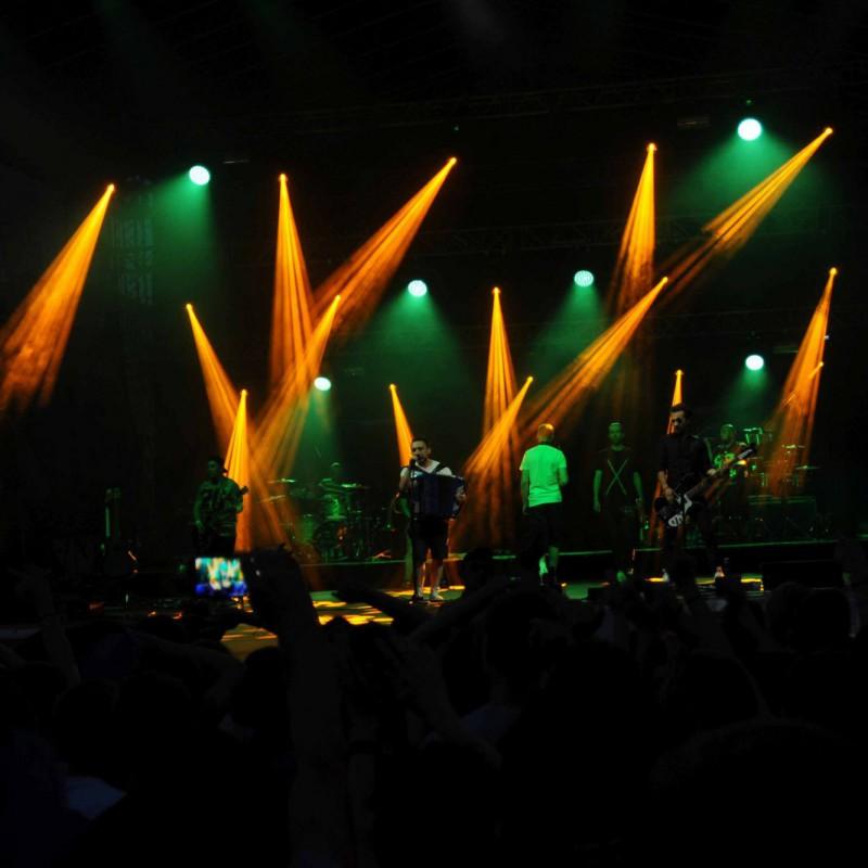 Jastrzębie Zdrój - koncert, wieczór
