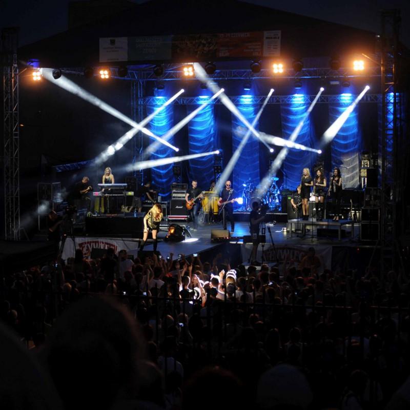 Jastrzębie Zdrój - impreza, koncert