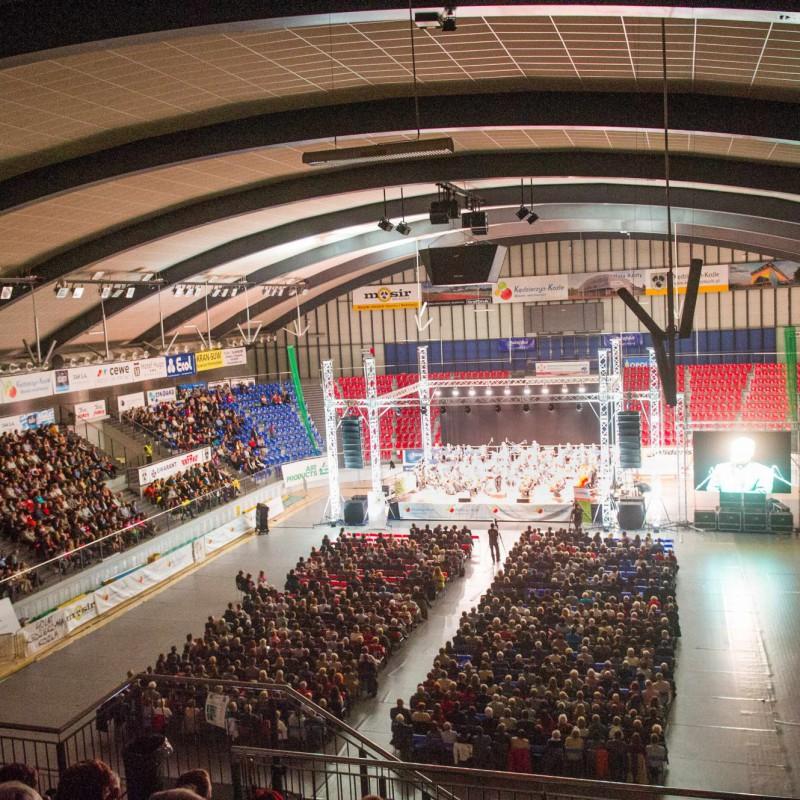 orkiestra symfoniczna, koncert