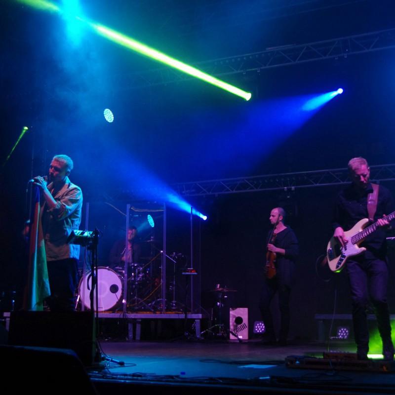 oświetlenie, koncert w żorach