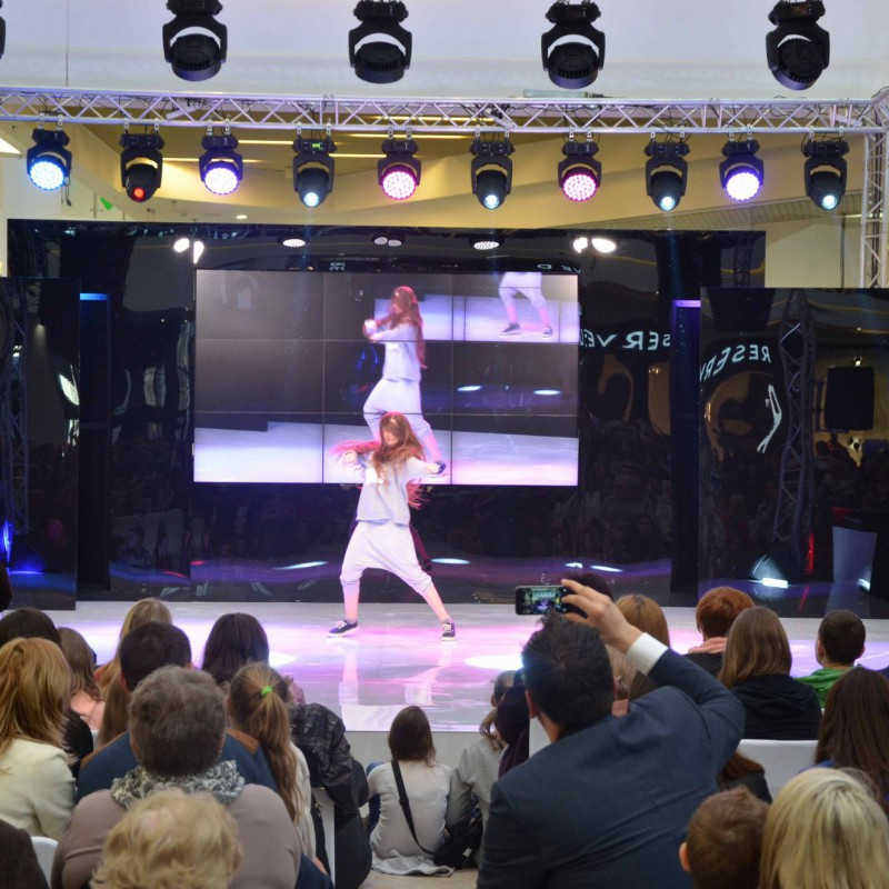 Talent show - pokaz
