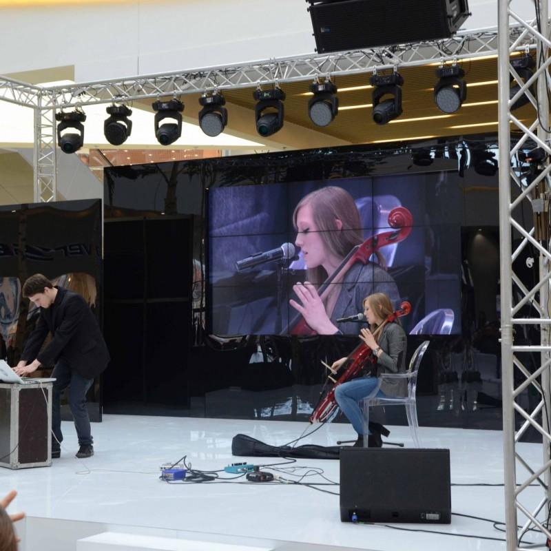 Talent show - scena
