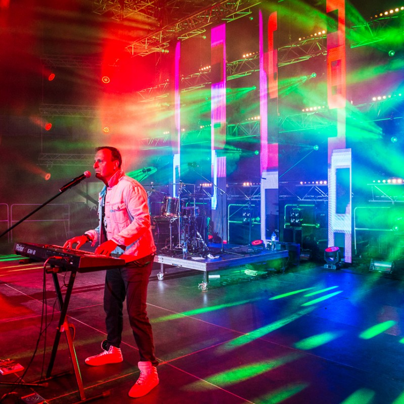 disco polo, nagłośnienie
