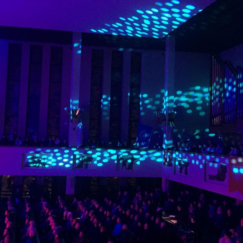 Koncert Noworoczny, impreza