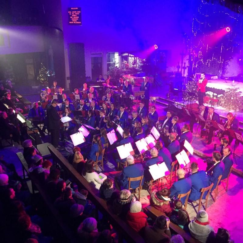 Koncert Noworoczny, oświetlenie